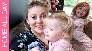 Mummy Day At Home | Playing at Home | MOTHERHOOD by Sprinkle of Glitter