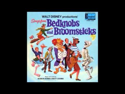 Bedknobs and Broomsticks OST - 09 - Substitutiary Locomotion