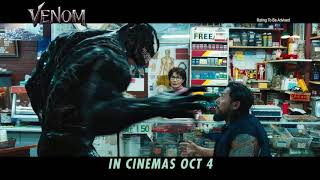 Venom - Evolution - 15s - In Theatres 4 October 2018