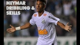 Neymars beste Dribblings beim FC Santos