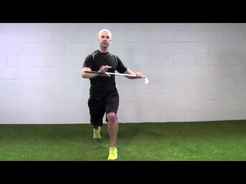 Golf Fitness Video – Longer drives by increasing separation