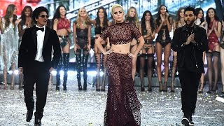 Lady Gaga STEALS the 2016 Victoria's Secret Fashion Show, Gets...