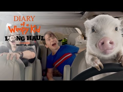 Diary of a Wimpy Kid: The Long Haul (TV Spot 'Front Seat VS Back Seat')