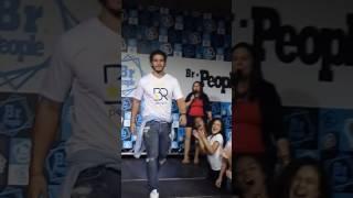 Ricky Tavares na convenção Br people em São Paulo