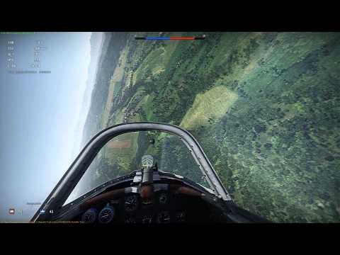 aces Warthunder летаем в СБ на як3