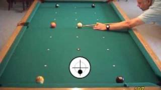 9-ball Pool Drills For Learning Pattern Play, From VEPP III (NV C.9)