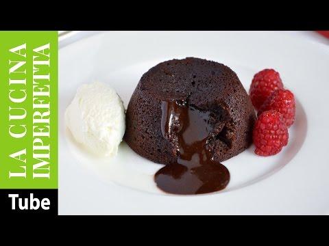 tortino al cioccolato dal cuore morbido - ricetta