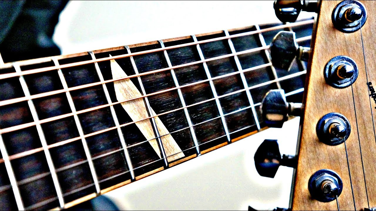 ELECTRIC Guitar strings on ACOUSTIC guitar