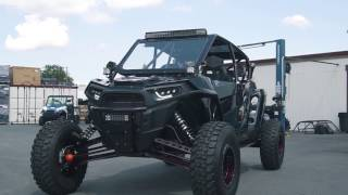 10. Concord Polaris & Trailer World Custom 2017 XP4 Turbo