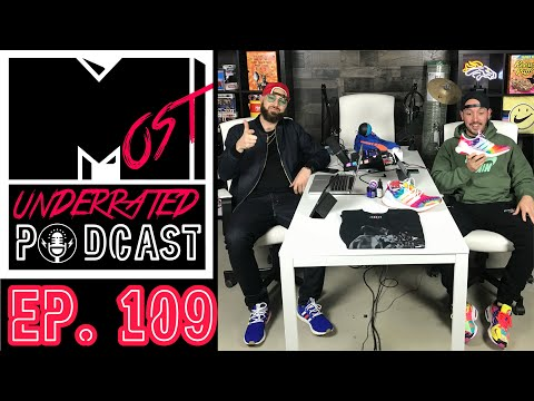 Most Underrated Podcast Ep. #109 - Nate Diaz Says