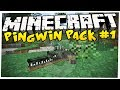 Minecraft: [LIVE] PINGWIN PACK 3 - PREMIERA! [#1]