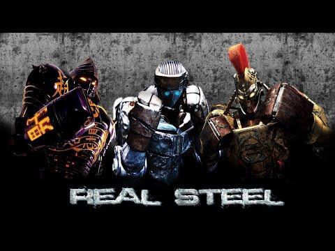 Atom Vs Zeus || Real Steel - Final Battle [HD]