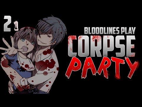 Corpse party ( В поисках Юки)# 21