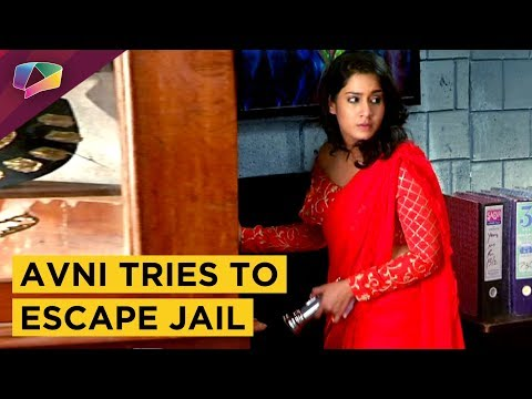 Avni Tries To Escape Jail But FAILS?   Neil Saves