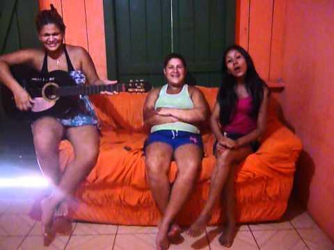 Para Nossa Alegria , Mary, Camila e Jady , em Belterra.