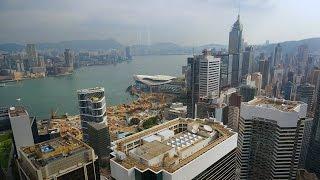 Hong Kong 香港 drive …