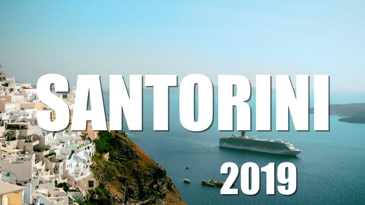 Santorini - 2019