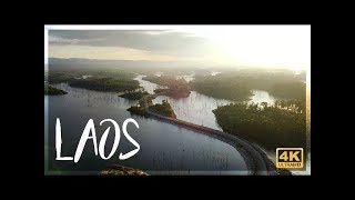 Incredible and authentic LAOS in 4K - Prends tes chaussures on s'en va