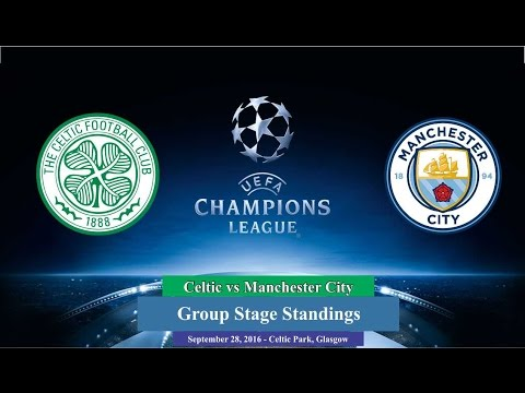 Celtic vs Manchester City 3-3 All Goals & Highlights ● Cuplikan Gol 28/09/2016 | UCL 2016/2017 HD