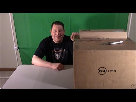 Dell XPS 8700 Special Edition Unboxing - PSW's New PC and Happy Shark Knife Introduction! (HD)