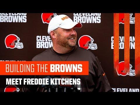 Building the Browns 2019: Meet Freddie Kitchens (Ep. 1)