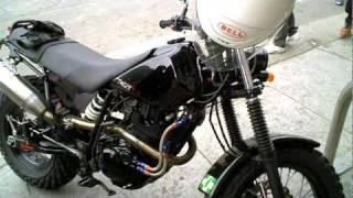 10. Yamaha's TW 225cc