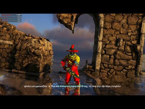 ARK: Survival Evolved - Thợ săn Rồng Game Offline đã trở lại =))