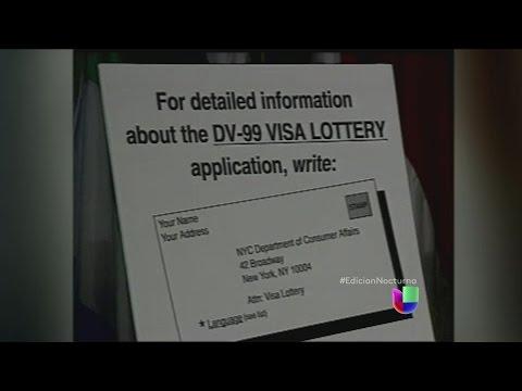 Comienza la inscripción para una lotería de visas