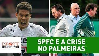 Segundo informações do repórter Fredy Junior, da Rádio Jovem Pan, uma derrota no clássico contra o São Paulo trará consequências graves ao Palmeiras.