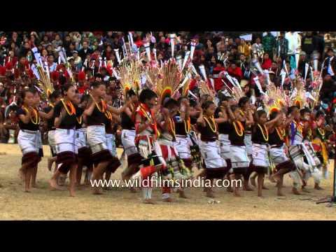 Nagaland hosts India's most fun occasion - Hornbill Festival!