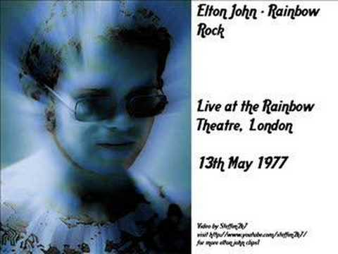 funeral for a friend - Elton John - Funeral for a Friend Live at the Rainbow Theatre in london 1977.