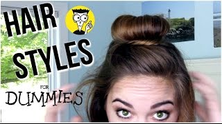 "If you suck at hair like me, here are some quick and easy hairstyles that everyone can do. Short to long hair, you can do these simple hair looks in less than 3 minutes! Subscribe so you don't miss another one of Chelsea's videos at http://www.youtube.com/user/beautyliciousinsider?sub_confirmation=1PRE ORDER MY BOOK ""Your Own Beautiful"" NOW!Amazon: http://amzn.to/2nNV7uYBarnes & Noble: http://bit.ly/2ni4zchBooks-A-Million: http://bit.ly/2moGamdChristianBook.com: http://bit.ly/2nGgEZIGoogle: http://bit.ly/2mLAoGpiBooks: http://apple.co/2nidmuOTarget: http://bit.ly/2nhZnVWWebsite: www.chelseacrockett.comYouTube: www.youtube.com/beautyliciousinsiderInstagram: http://instagram.com/chelseakaycrockettFacebook:https://www.facebook.com/ChelseaKCrockettTwitter: https://twitter.com/ChelseaCrockettGoogle +: https://plus.google.com/u/0/+BeautyLiciousInsider/postsPintrest: http://www.pinterest.com/liciousinsider/PLAYLISTSHair tutorials for short, medium, and long hair!https://www.youtube.com/playlist?list=PLD9815B8CD82F1DA8Buzzfeed videos! Trying my favorite Buzzfeed recipes and DIY life hacks!https://www.youtube.com/playlist?list=PLb4fP1nCr2FrWViROJS6Sn8bu4cJFh5c0Buy and Try Beautyliciousinsider!  This is my own series I created and produce myself!https://www.youtube.com/playlist?list=PL32314C6EA697A318Periods 101 for girls! #periodtalkhttps://www.youtube.com/playlist?list=PLb4fP1nCr2FrRcuupJPl8PkQsC4rlgjrmChristian teen advice! Relationships, friends, my testimony, morals, and much more!https://www.youtube.com/playlist?list=PLb4fP1nCr2FoFkQA_oBFKDLK1MtiZS-VeMakeup tutorials for beginners, experts, and everyone in-between.  Experience the power of makeup!https://www.youtube.com/playlist?list=PLF43D1AAB06AE5ECBDIY projects for teenagers!https://www.youtube.com/playlist?list=PLb4fP1nCr2FpedYsgPq3WlhNGkKPVvwSwAll things routine! Morning routine, night routine, routine for school, and much more!https://www.youtube.com/playlist?list=PL64C9CC0AB1E5E3BECollab channel with a few of my favorite YouTubers!https://www.youtube.com/playlist?list=PLb4fP1nCr2FpGoFzwlIIm5ZU2xXeMRMi8Meet my brother Chandler Crockett!https://www.youtube.com/playlist?list=PLb4fP1nCr2FrGCzvK_ompK69dYkZvYkCtBUSINESS ONLY EMAIL - beautyliciousinsider@gmail.comGo visit our family YouTube Channel - Toy Starhttps://www.youtube.com/channel/UCF5ehGiQ69cnsgCvDkv7HGASEND ME MAIL:Chelsea Crockett17 Junction Dr.Suite 200Glen Carbon, IL 62034FTC: Not a sponsored video!"