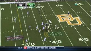Terrance Ganaway vs Missouri (2011)