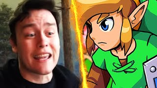 LIVE REACTION to CADENCE OF HYRULE - Crypt of the NecroDancer! NINDIE ZELDA?! | RogersBase Reaction