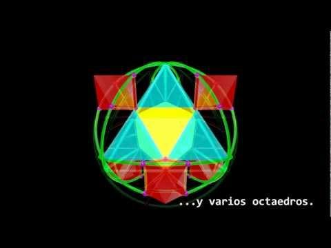 Algo pasa con phi - Capítulo 7 - Phi, el eneagrama y los sólidos platónicos