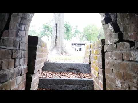 Fort Jackson,  Louisiana tunnel
