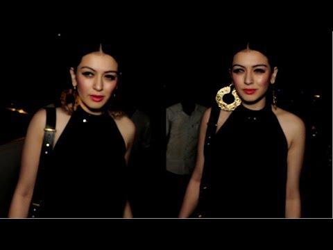 Film Teraa Surroor Fame Farah Karimaee Spotted In Raasta Bombay,  Bandra