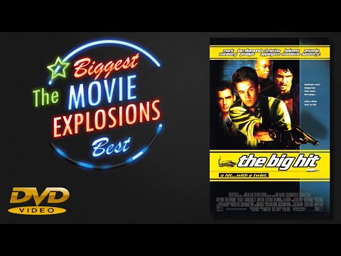 The Best Movie Explosions: The Big Hit (1999) Escaping the Bodyguards