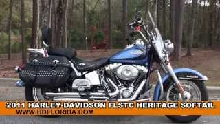 7. Used 2011 Harley Davidson Heritage Softail Classic Motorcycles for sale