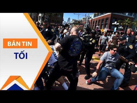 Chống Donald Trump: Từ biểu tình đến bạo động | VTC1 - Thời lượng: 115 giây.