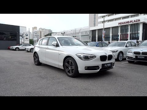 comment demarrer bmw serie 1