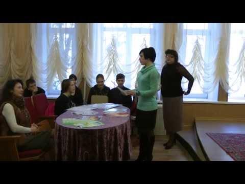 Шкільний бібліотечний конкурс ''Дитяча творчість 2015'