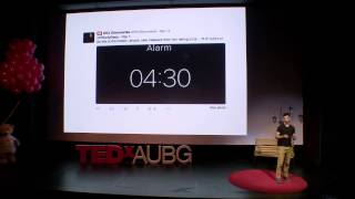 How waking up every day at 4.30am can change your life | Filipe Castro Matos | TEDxAUBG