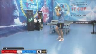 Коваленко В. vs Иваница Я.