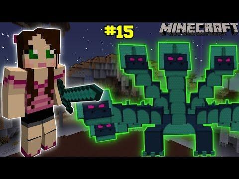 Minecraft: BOSS DODGE CHALLENGE [EPS6] [15]