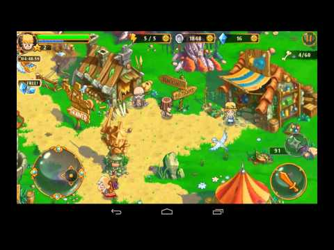 league of heroes android mod