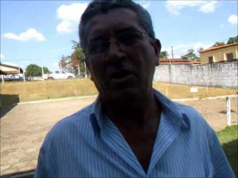 Romeiros de Davinopolis GO reclamam das condições de estadia na Festa de N S da Lapa em Vazante MG I