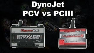 9. What's the difference between the Power Commander V and Power Commander III