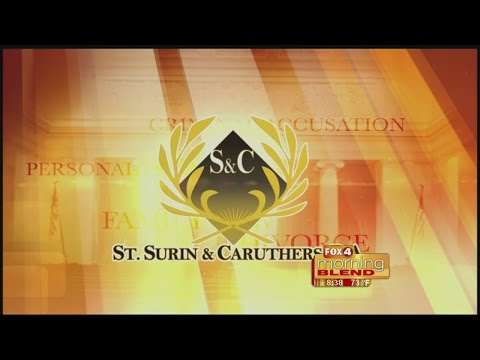Law Office of St. Surin & Caruthers: What to do if your child gets arrested? with Laura Dellutri