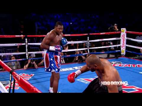 luis ortiz vs tony thompson - highlights